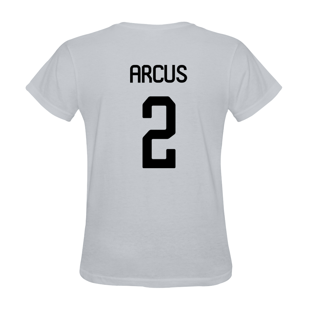 Mens Carlens Arcus #2 White Jersey T-shirt