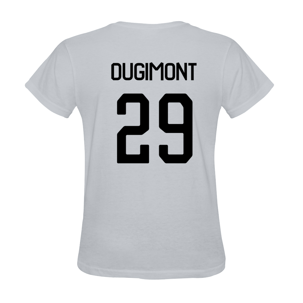 Mens Remy Dugimont #29 White Jersey T-shirt