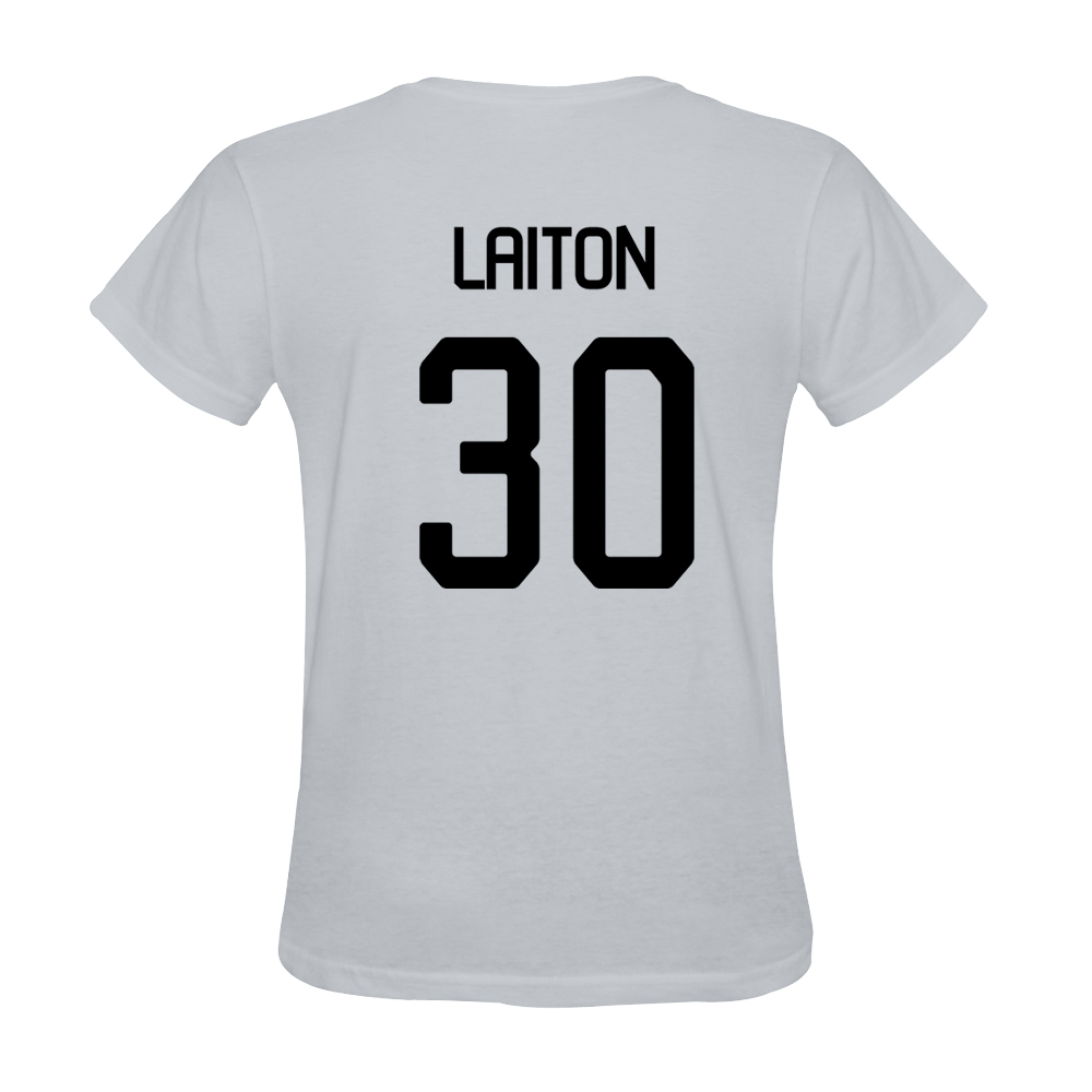Mens Sonny Laiton #30 White Jersey T-shirt